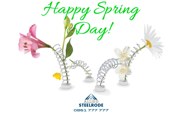 Allied Steelrode - Happy Spring Day
